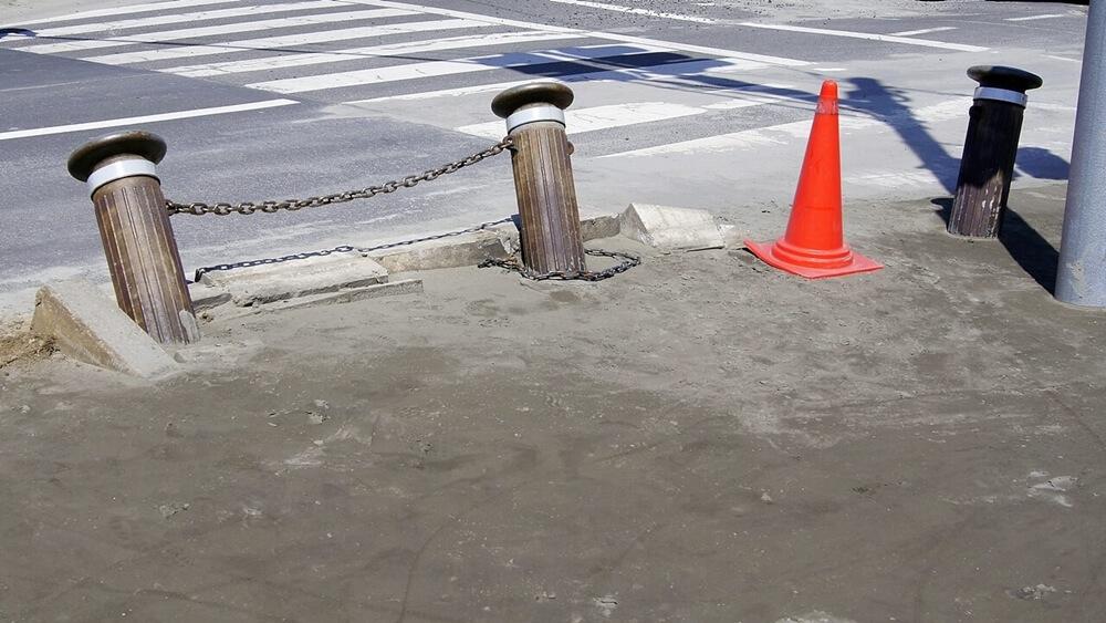 地震保険で液状化による建物損害は補償される?